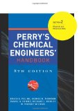 Portada de PERRY'S CHEMICAL ENGINEERS' HANDBOOK 8/E SECTION 2:PHYSICAL AND CHEMICAL DATA