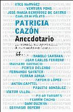 Portada de ANECDOTARIO
