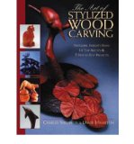 Portada de ART OF STYLIZED WOOD CARVING (PAPERBACK) - COMMON