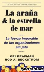 Portada de LA ARAÑA & LA ESTRELLA DE MAR - EBOOK