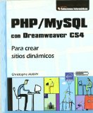 Portada de PHP/MYSQL - CON DREAMWEAVER CS4