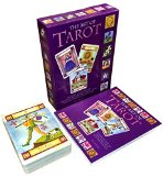 Portada de THE ART OF TAROT CARDS COLLECTION BOX GIFT SET INCLUDES 78 TAROT CARDS WITH 64 PAGE BOOKLET - UNDERSTAND TAROT READING AND IT MEANING USING THE ART OF TAROT CARD, LEARN MIND BODY SPIRIT PSYCHIC, MAJOR MINOR ARCANA CARDS, ANGLE, ROMANCE, THERAPHY CARD BY LIZ DEAN (7-JUL-1905) PAPERBACK