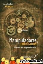 Portada de MANIPULADORES COTIDIANOS - EBOOK