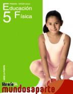 Portada de EDUCACIÓN FÍSICA 5
