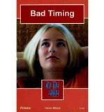 Portada de [( ON THE EDGE: LEVEL C SET 2 BOOK 4 BAD TIMING )] [BY: TREVOR MILLUM] [OCT-2004]