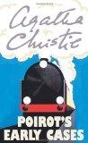 Portada de POIROT'S EARLY CASES (POIROT) BY CHRISTIE, AGATHA MASTERPIECE EDITION (2008)