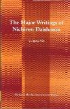 Portada de THE MAJOR WRITING OF NICHIREN DAISHONIN, VOLUME SIX (6) (VOLUME 6)