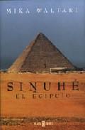 Portada de SINUHÉ, EL EGIPCIO