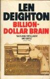 Portada de BILLION-DOLLAR BRAIN