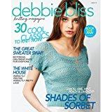 Portada de DEBBIE BLISS SPRING/SUMMER 2015 ISSUE 14