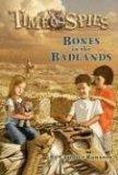 Portada de BONES IN THE BADLANDS: BK. 2 (TIME SPIES)