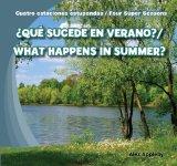 Portada de ..QU' SUCEDE EN VERANO? / WHAT HAPPENS IN SUMMER? (CUATRO ESTACIONES ESTUPENDAS / FOUR SUPER SEASONS)