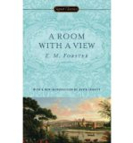 Portada de A ROOM WITH A VIEW BY E. M. FORSTER
