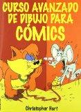 Portada de CURSO AVANZADO DE DIBUJO PARA COMICS
