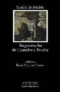 Portada de TRAGICOMEDIA DE LISANDRO Y ROSELIA