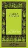 Portada de LIBRO DE CALILA E DIMNA