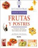 Portada de FRUTAS Y POSTRES: TECNICAS CULINARIAS