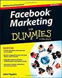 Portada de FACEBOOK MARKETING FOR DUMMIES BY JOHN HAYDON (2013-06-17)
