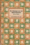 Portada de DIE ABENTEUER VON DEN SIEBEN SCHWABEN. MIT ZEICHN. VON PETER HOFFER, INSEL-BÜCHEREI ; NR. 277