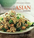 Portada de WILLIAMS-SONOMA ESSENTIALS OF ASIAN COOKING: AUTHENTIC RECIPES FROM CHINA, JAPAN, INDIA, SOUTHEAST ASIA, AND SRI LANKA BY KINGSLEY, FARINA (2009) HARDCOVER