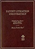 Portada de PATENT LITIGATION AND STRATEGY (AMERICAN CASEBOOK SERIES) 2ND EDITION BY MOORE, KIMBERLY PACE, MICHEL, PAUL R., LUPO, RAPHAEL V. (2002) HARDCOVER