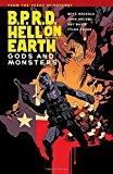 Portada de B.P.R.D. HELL ON EARTH VOLUME 2: GODS AND MONSTERS BY MIKE MIGNOLA (2012-01-10)