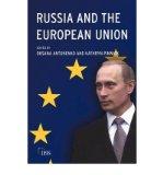 Portada de [( RUSSIA AND THE EUROPEAN UNION: PROSPECTS FOR A NEW RELATIONSHIP )] [BY: OKSANA ANTONENKO] [JAN-2005]