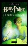 Portada de HARRY POTTER Y EL MISTERIO DEL PRÍNCIPE (LIBRO 6)