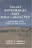 Portada de VALLEY EXPERIENCES THAT BUILD CHARACTER: SOMETHING GOOD GROWS IN THE VALLEY BY CHERIE HARWELL (2005-01-19)