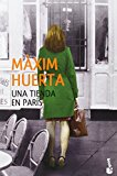 Portada de UNA TIENDA EN PARÍS (NAVIDAD 2014) DE MÀXIM HUERTA (2 OCT 2014) TAPA BLANDA