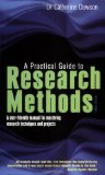 Portada de PRACTICAL RESEARCH METHODS 3E: A USER-FRIENDLY MANUAL FOR MASTERING RESEARCH TECHNIQUES AND PROJECTS