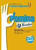Portada de CUADERNOS DOMINA MATEMÁTICAS 9 DIVISIONES POR NÚMEROS DE DOS Y TRES CIFRAS. PROBLEMAS