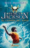 Portada de EL LADRÓN DEL RAYO