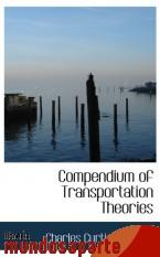 Portada de COMPENDIUM OF TRANSPORTATION THEORIES