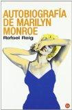 Portada de AUTOBIOGRAFIA DE MARILYN MONROE