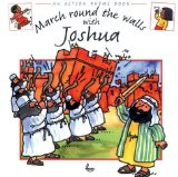 Portada de MARCH ROUND THE WALLS WITH JOSHUA (ACTION RHYME BOOKS) BY STEPHANIE JEFFS (31-JAN-2001) PAPERBACK