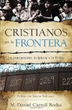 Portada de CRISTIANOS EN LA FRONTERA = CHRISTIANS AT THE BORDER
