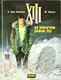 Portada de XIII 6: EL INFORME JASON FLY