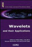 Portada de WAVELETS AND THEIR APPLICATIONS (DIGITAL SIGNAL & IMAGE PROCESSING)