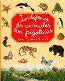 Portada de IMÁGENES DE ANIMALES CON PEGATINAS. CUADERNO 2