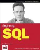 Portada de BEGINNING SQL (PROGRAMMER TO PROGRAMMER)