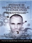 Portada de THE POWER OF IMPOSSIBLE THINKING: TRANSFORM THE BUSINESS OF YOUR LIFE AND THE LIFE OF YOUR BUSINESS