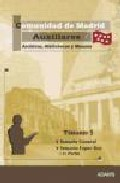 Portada de AUXILIARES ARCHIVOS, BIBLIOTECAS Y MUSEOS: TEMARIO 1