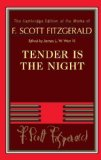 Portada de TENDER IS THE NIGHT
