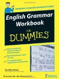 Portada de ENGLISH GRAMMAR WORKBOOK FOR DUMMIES (FOR DUMMIES (LIFESTYLES PAPERBACK))