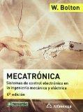 Portada de MECATRONICA 4 ª ED. SISTEMAS DE CONTROL ELECTRÓNICO