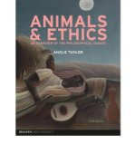 Portada de [( ANIMALS AND ETHICS: AN OVERVIEW OF THE PHILOSOPHICAL DEBATE )] [BY: ANGUS TAYLOR] [MAY-2009]