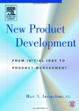 Portada de NEW PRODUCT DEVELOPMENT: FROM INITIAL IDEA TO PRODUCT MANAGEMENT