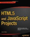 Portada de HTML5 AND JAVASCRIPT PROJECTS
