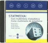 Portada de STATMEDIA: CURS MULTIMÈDIA D'ESTADÍSTICA / CURSO MULTIMEDIA DE ESTADÍSTICA (CD-ROM) 2009